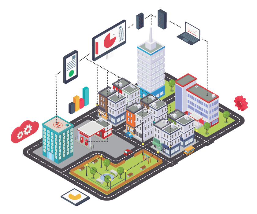 smart city internet of things mobile apps
