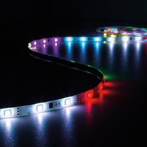 tira led flexible rgb
