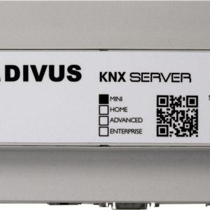 Divus KNX server